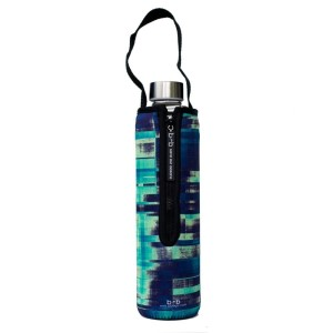 BBBYO Glass Is Greener Bottle + Glassy Carry Cover - 750ml